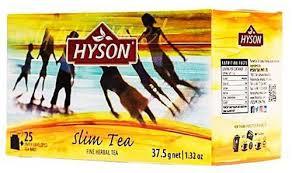 HYSON HERBAL SLIM TEA 37.5 GM